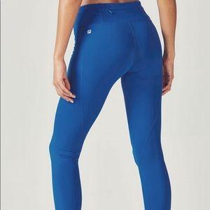 Fabletics blue gia powerlite legging